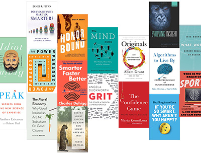 Behavior Science Books of First Half of 2016